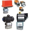 DWYER BV2BA01 ( SERIES BV2 AUTOMATED TWO - PIECE STAINLESS STEEL BALL VALVES ) -Image