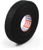 Tesa TS51618.7 PET Fleece NVG Wire Harness Tape, Black, 19mm x 25M -- 20925 -- View Larger Image