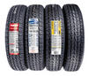 3M™ Tire Label Materials -- FV052 .0035 Soft White Vinyl TC2, 54 in-Image