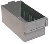 EDSAL High-Impact Plastic Shelf Boxes -- 5185600