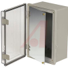 Enclosure; ABS/PC Blended Plastic; Polycarbonate Cover; Clear; NEMA -- 70148581