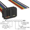 Rectangular Cable Assemblies -- A1CXH-1036M-ND -Image