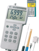 PH / ORP / Temperature Meter -- TES-1380