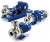 e-SH Stainless Steel 316 end Suction Pumps - Image