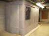 Noise Absorbing Curtain System -- HUSH FLEX™ - Image