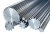 Custom Length Cold Rolled Spur Gears From Standard Stock