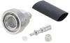 7/16 DIN Female Low PIM Connector Solder Attachment for SPP-250-LLPL -- TC-SPP250-716F-LP -Image