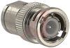 connector accessory,rf coaxial,bnc resistor terminated male cap,50 ohm,1%,1 watt -- 70142866