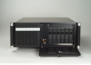 4U Rackmount Chassis with 6 Hot-Swap SAS / SATA Trays for RAID -- ACP-4360 -Image