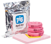 PIG HazMat Spill Pack Absorbs up to 5.5 gal., Container Type - Portable Bag Spill Kits KIT355 -- KIT355