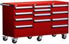 Mobile Compact Cabinet with Partitions -- L3BJD-2801L3 -Image