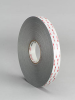 3M VHB Tape 4941 Double Coated Gray 1in x 36yds -- 4941 1IN X 36YDS