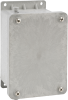 Poly-Guard™ Small Junction Boxes: Large NEMA 4X PVC Junction Boxes -- JB57