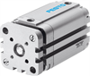 ADVUL-80-80-P-A Compact cylinder -- 156920-Image