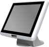 "Stylish 15"" POS Terminal with Intel Haswall / BayTrail CPU -- WP-5530"
