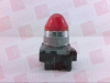 EATON CORPORATION 10250T-34-R-OLD ( PILOT LIGHT UNIT XFMR 120V OLD STYLE RED ) -Image