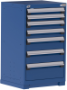 Heavy-Duty Stationary Cabinet (with Compartments) -- R5ACD-3801 -Image