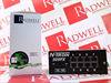 RED LION CONTROLS 509FX-A-ST ( 9 PORT (8 10/100BASETX, 1 100BASEFX FIBER UPLINK) INDUSTRIAL ETHERNET SWITCH, DIN-RAIL (MULTIMODE, ST STYLE CONNECTOR) WITH ADVANCED FIRMWARE OPTION ) -Image