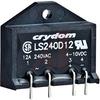 Relay;SSR;Zero-Switching;SPST-NO;Cur-Rtg 12A;Ctrl-V 24DC;Vol-Rtg 24-280AC;4 Pin -- 70130525