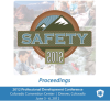 PDC Proceedings Publication -- Proceedings of the 2012 ASSE Professional Development Conference
