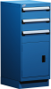 Stationary Compact Cabinet with Partitions -- L3ABG-4017C -Image