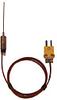 Digi-Sense Type K Small-diameter Hypodermic T/C Probe, 4.75