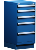 Stationary Compact Cabinet with Partitions -- L3ABG-3419L3C -Image