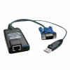 KVM Switches (Keyboard Video Mouse) - Cables -- B054-001-SUN-ND - Image