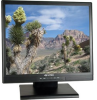"15"" Professional LCD Monitor w/VGA & Looping BNC Composite -- View Larger Image"