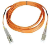 Tripp Lite N520-30M-P - Patch cable - LC multi-mode (M) - LC -- N520-30M-P