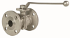 Stainless Steel 150 ANSI Flanged Valve -- VHS Series