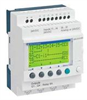 Relay - Zelio SR2 12 I-O 24VAC w/ Display -- SR2B121B