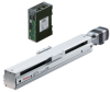 Linear Actuator (Slide) - Straight Type, X-axis Table with Built-in Controller (Stored Data) -- EAS4X-E010-ARAKD-3