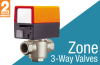 Basic Zone 3-Way Control Valves -- Z3 Series