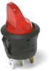 Round Single Pole Specialty Rocker Switches -- CR Series