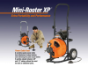Mini-Rooter XP ™ - Professional Drain Cleaner