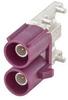RF Connectors / Coaxial Connectors -- 59S2DU-40MT5-D -Image