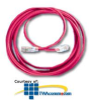 Legrand - Ortronics Clarity6 Modular Patch Cord, 25' -- OR-MC625