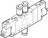 CPE18-M2H-5/3E-QS-8 Solenoid valve -- 170291-Image