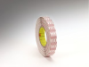 3M™ Double Coated Tape Extended Liner 476XL Translucent, 2 in x 180 yd 6.0 mil, 6 per case Bulk -- 476XL