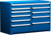 Heavy-Duty Stationary Cabinet (Multi-Drawers) -- R5KKE-3813 -Image