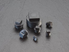 Square Head Threaded Plugs with Flange -- TPN-5-F
