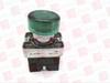AUTOMATION DIRECT GCX1232-24L ( AUTOMATION DIRECT, GCX1232-24L, GCX123224L, INDICATING LIGHT, IP65, 22MM, LED ILLUMINATED, GREEN, METAL BASE, 24 VAC/VDC, FULL VOLTAGE. ) -Image