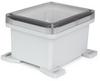 Polycarbonate Electrical Enclosure -- UPCT080604 -Image