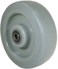 Extra Soft Rubber Caster Wheel -- RS6x2PS