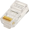 Steren 301-191-25 CAT6 Modular Plug - Solid - 25-Pack -- 301-191-25