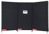 Service Right™ Portable Laser Safety Curtain Barrier - Plus Power - Image