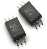 High Speed LVTTL Compatible 3.3/5 Volt Optocouplers -- ACPL-W60L-000E