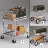 Durable Mail Carts -- 4320900