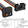 Rectangular Cable Assemblies -- A3BKB-1036M-ND -Image